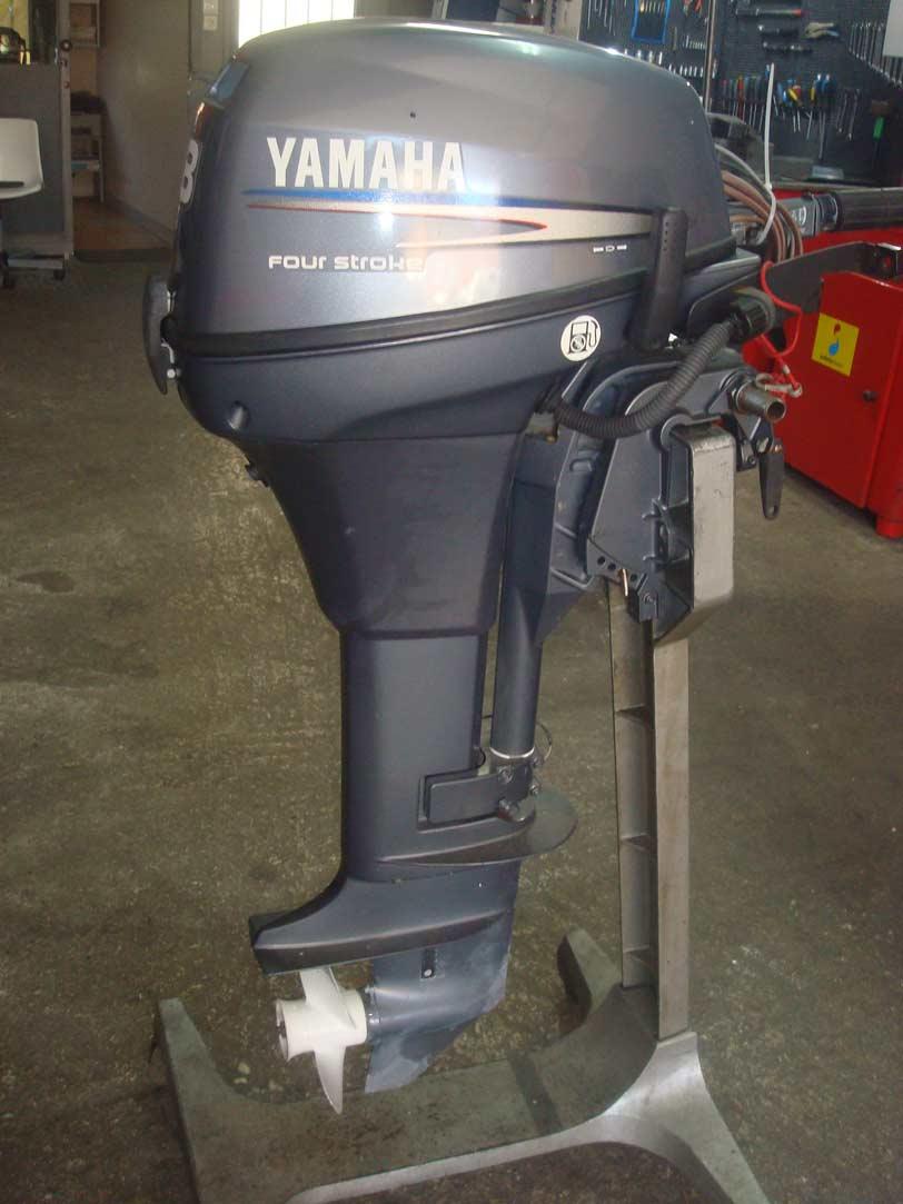Πωλείται εξωλέμβια ΥΑΜΑΗΑ F8 2008 2